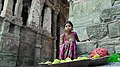 Girl sitting in a fort area.jpg
