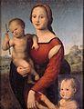 Giuliano Bugiardini - Virgen con el niño y San Juan.jpg