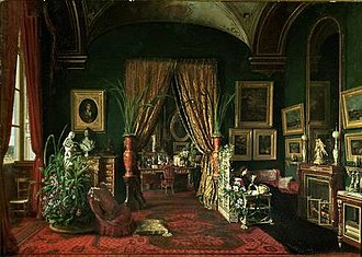 Tuileries Palace - Empress's salon