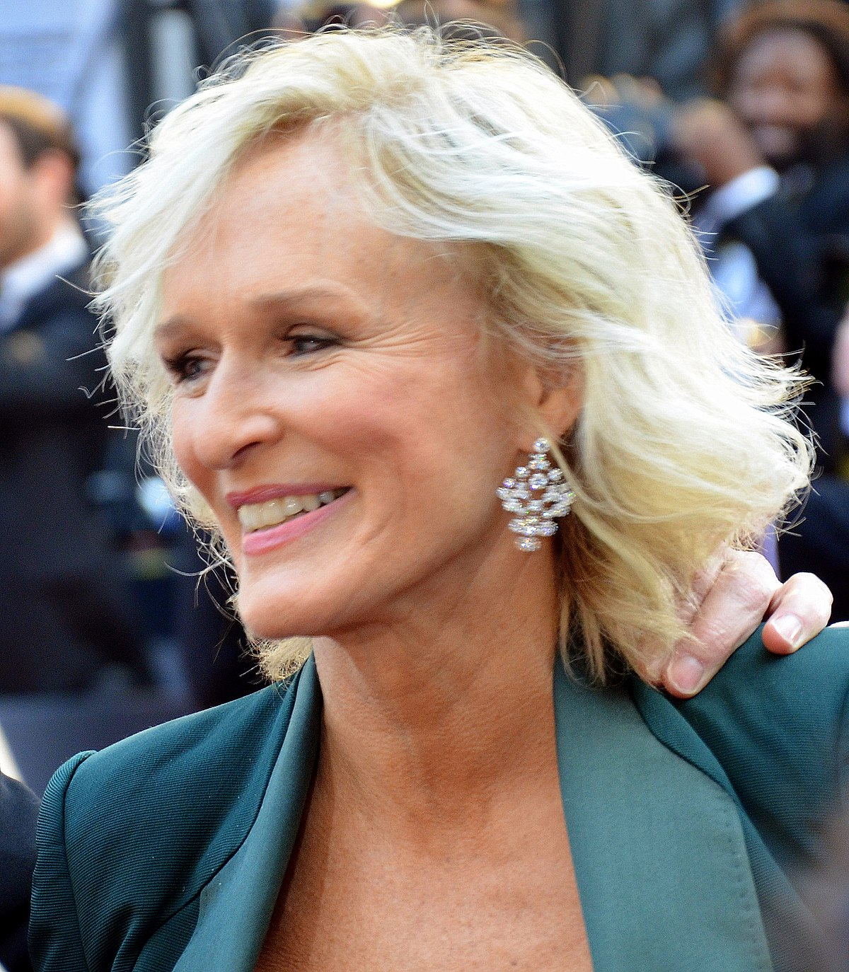 Watch Glenn Close video