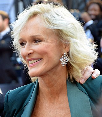 Fatal Attraction - Glenn Close in 2012