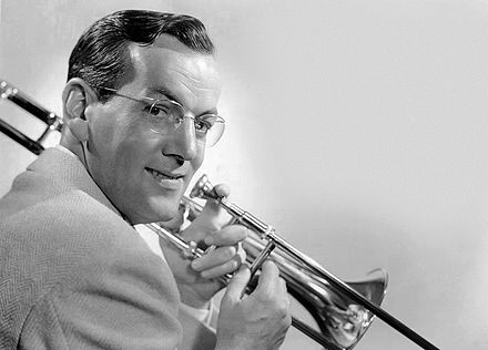 December 15: American bandleader Glenn Miller disappears into the English Channel. Glenn Miller Billboard.jpg