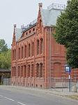 Gliwice, Budynek Zakładów Chemicznych Rütgersa, elewacja frontowa.JPG