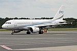 Global Jet Luxembourg, LX-MCO, Airbus A319-115(CJ) (29395646857).jpg