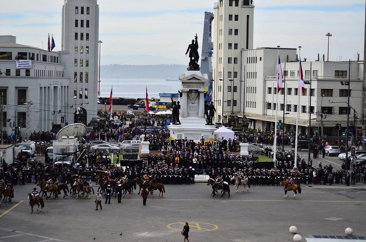 Día De Las Glorias Navales Wikipedia La Enciclopedia Libre