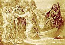 87401a448efab Goethe's Ankunft im Elysium by Franz Nadorp