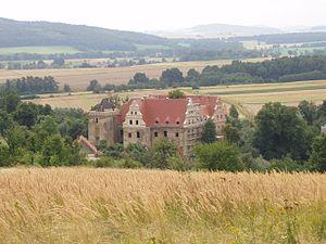 Gola Dzierżoniowska Castle - Image: Gola Castle