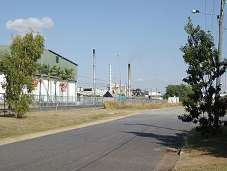 Golden Circle (company) - Golden Circle factory at Northgate, Queensland, 2008