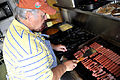Good samaritan feeds soldiers, police and firefighters DVIDS620886.jpg