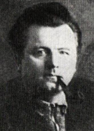 1934 Czechoslovak presidential election - Image: Gottwald (EKI) cropped