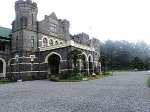 Raj Bhavan (Uttarakhand) - Raj Bhavan, Nainital