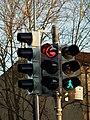 Grünes Ampelmännchen an Signalanlage.JPG