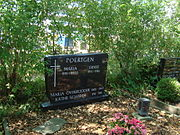 Grab von Ernst Poertgen