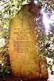 Grabstein Pastorin Julie und Paul Oehlkers, Friedhof des Stephansstiftes, Hannover-Kleefeld.jpg