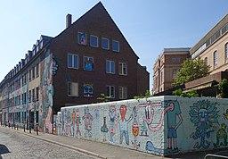 Eiskellerstraße in Düsseldorf