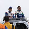 Grand Prix St. Petersburg 2013 - Sato & De Silvestro.jpg