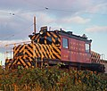 Grand River Railway Steeple Cab 230 in September 1963 (34129025156).jpg