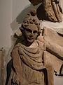 Grand relief mithriaque-Koenigshoffen-Musée archéologique de Strasbourg-Détail.jpg