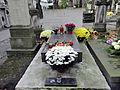 Grave of Aleksandra Piłsudska and Andrzej Antoni Jaraczewski - 01.jpg