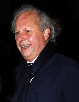 Graydon Carter, editor of Vanity Fair magazine...