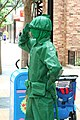 Green Army Man from Toy Story at Disney Hollywood Studios (2622778878).jpg