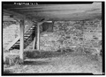 Green Hill Plantation, Granary, State Route 728, Long Island, Campbell County, VA HABS VA,16-LONI.V,1F-3.tif
