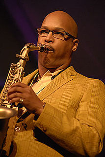 Greg Osby American saxophonist (born 1960)