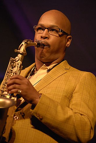 Greg Osby - Osby performing in 2008