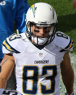 Griff Whalen American Football player