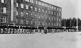 Grini detention camp - Grini, around 1941-43