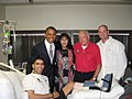 Groberg and Obama at Walter Reed.JPG