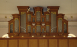 Grossenlueder Bimbach Catholic Church St Laurentius Organ f.png