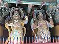 Guardians in the Cheonwangmun at Bulguksa 1.jpg