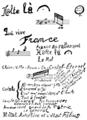 Guillaume Apollinaire - Calligramme - Venu de Dieuze.png