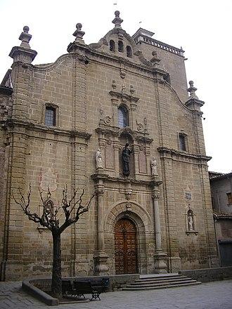 Guissona - Guissona - Església de Santa Maria (Saint Mary's Church)