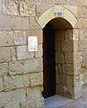 Gunpoweder Magazine in Citadel Gozo.jpg