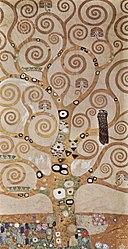Gustav Klimt: The Tree of Life, Stoclet Frieze