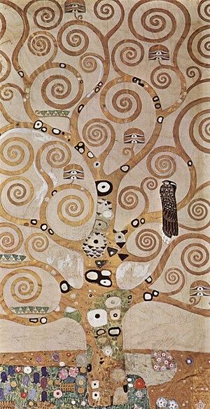 Stoclet Frieze - Image: Gustav Klimt 032