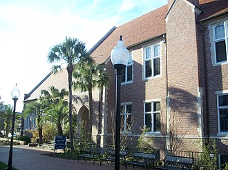 University of Florida College of Liberal Arts and Sciences - Dauer Hall