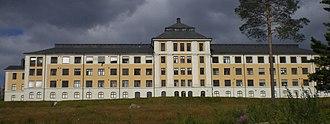Vindeln Municipality - Hällnäs Sanatorium.