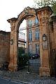 Hôtel de Caumont, 1, rue Joseph-Cabassol, Aix-en-Provence, portail.jpg