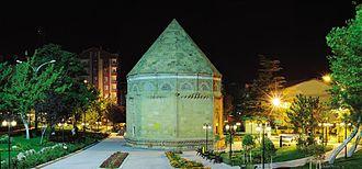 Gonbad - Kümbet of Hudavend Hatun in Niğde