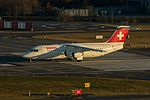 HB-IYQ BAe Avro RJ100 RJ1H - SWR (31583226960).jpg