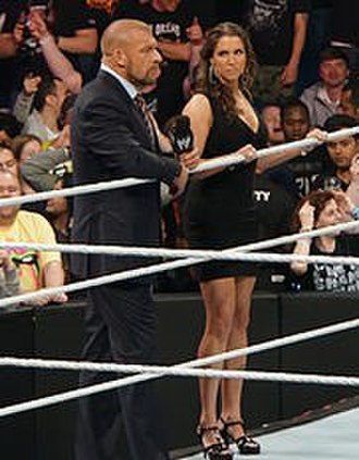 SummerSlam (2013) - Triple H and Stephanie McMahon created The Authority.