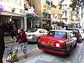 HK 上環 Sheung Wan 太平山街 Tai Ping Shan Street Joyce - Taxi 9-Jan-2012.jpg