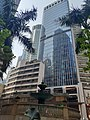 HK 上環 Sheung Wan 永樂街 Wing Lok Street 中遠大廈 Cosco Tower 新紀元廣場 Grand Millennium Plaza garden October 2019 SS2 07.jpg