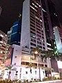 HK 灣仔 Wan Chai 軒尼詩道 Hennessy Road Caltex House facade night September 2019 SSG 03.jpg