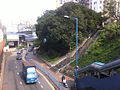 HK 觀塘道 Kwun Tong Road stairs 2 Yuet Wah Street March-2012 Ip4.JPG