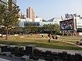HK 香港南區 Southern 數碼港 Cyberport Podium January 2019 SSG 09 outdoor park.jpg