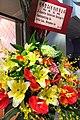 HK MTR Sai Ying Pun Station shop Juewei Food n Flower sign June 2018 IX2.jpg